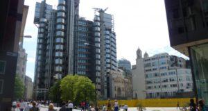 A londoni Lloyd-palota, Fotó: Wikipédia