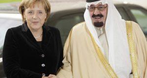 merkel_saudi arabia