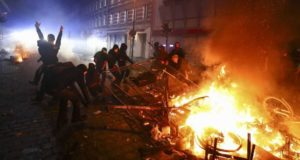 Hamburg-riots