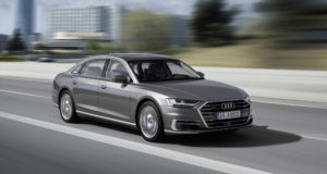 Audi A8 - kép forrása: Audi Media Center