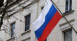 London, 2018. március 14. Az orosz konzulátus épülete Londonban 2018. március 14-én. Theresa May brit miniszterelnök bejelentette, hogy a brit kormány kiutasít 23 olyan orosz diplomatát, akikről megállapította, hogy hírszerzési tevékenységet folytatnak Nagy-Britanniában, és felfüggeszt minden magas szintű diplomáciai érintkezést Oroszországgal. Az intézkedések előzménye az angliai Salisbury városában idegméreggel elkövetett gyilkossági kísérlet, amelynek célpontja Szergej Szkripal, a brit külső hírszerzés (MI6) volt orosz ügynöke, az orosz katonai hírszerzés egykori ezredese és lánya, Julija Szkripal volt. (MTI/EPA/Andy Rain)